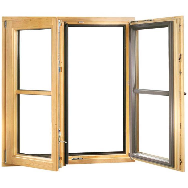 Fenêtre En Bois Alu Modèle Idealu Neufferfr